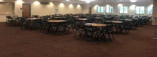 New Calvary Meeting Room